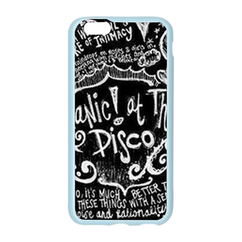 Panic ! At The Disco Lyric Quotes Apple Seamless iPhone 6/6S Case (Color)