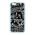 Panic ! At The Disco Lyric Quotes Apple Seamless iPhone 6/6S Case (Color) Front