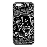 Panic ! At The Disco Lyric Quotes iPhone 6/6S TPU Case Front