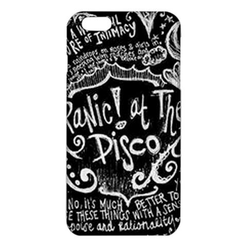 Panic ! At The Disco Lyric Quotes iPhone 6 Plus/6S Plus TPU Case