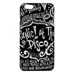 Panic ! At The Disco Lyric Quotes iPhone 6 Plus/6S Plus TPU Case Front