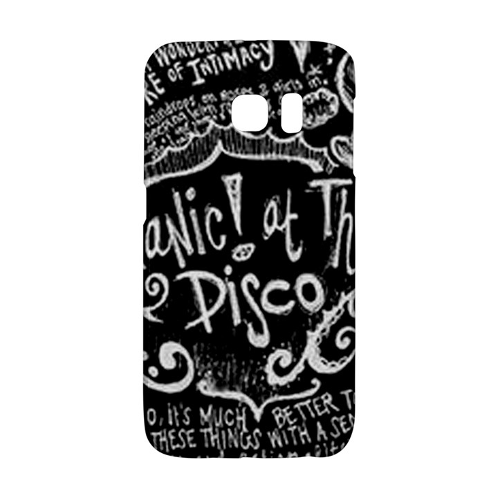 Panic ! At The Disco Lyric Quotes Galaxy S6 Edge