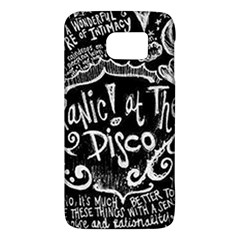 Panic ! At The Disco Lyric Quotes Galaxy S6