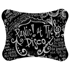 Panic ! At The Disco Lyric Quotes Jigsaw Puzzle Photo Stand (Bow)