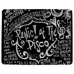 Panic ! At The Disco Lyric Quotes Jigsaw Puzzle Photo Stand (Rectangular)