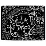 Panic ! At The Disco Lyric Quotes Jigsaw Puzzle Photo Stand (Rectangular) Front