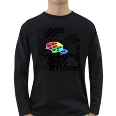 Panic ! At The Disco Long Sleeve Dark T-Shirts