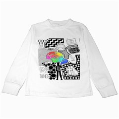 Panic ! At The Disco Kids Long Sleeve T-Shirts