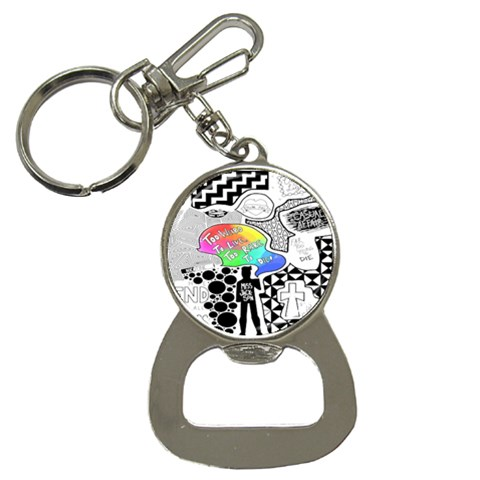 Panic ! At The Disco Bottle Opener Key Chains