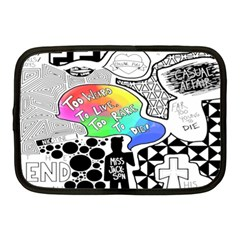 Panic ! At The Disco Netbook Case (medium)