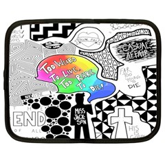 Panic ! At The Disco Netbook Case (Large)