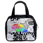 Panic ! At The Disco Classic Handbags (2 Sides) Front