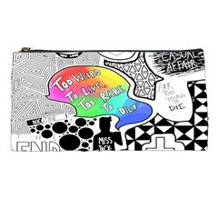 Panic ! At The Disco Pencil Cases