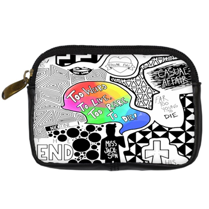Panic ! At The Disco Digital Camera Cases