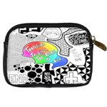 Panic ! At The Disco Digital Camera Cases Back