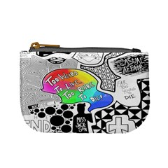 Panic ! At The Disco Mini Coin Purses