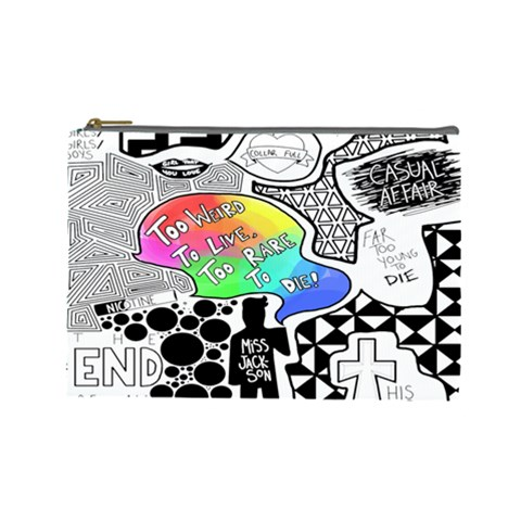 Panic ! At The Disco Cosmetic Bag (Large)