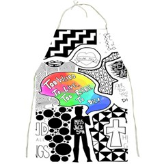 Panic ! At The Disco Full Print Aprons
