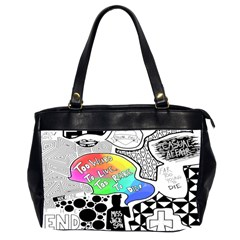 Panic ! At The Disco Office Handbags (2 Sides)