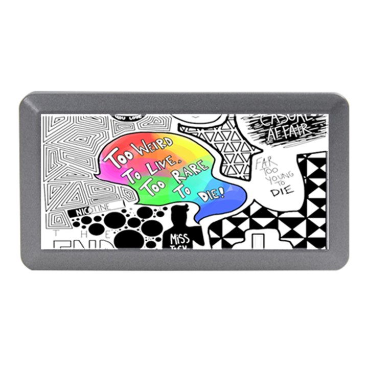 Panic ! At The Disco Memory Card Reader (Mini)
