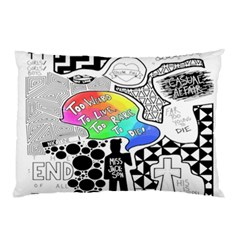 Panic ! At The Disco Pillow Case (two Sides)