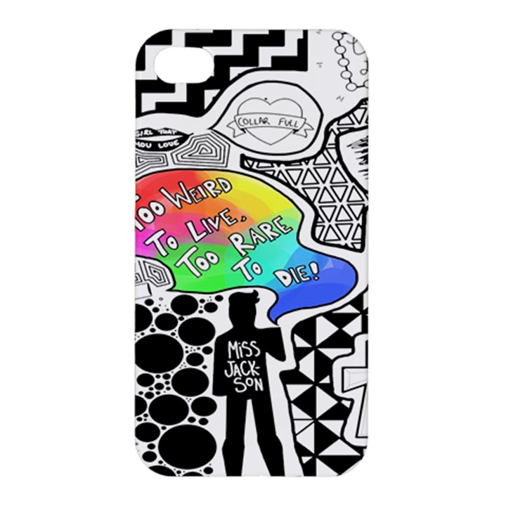 Panic ! At The Disco Apple iPhone 4/4S Hardshell Case