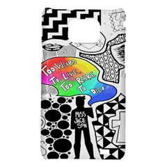 Panic ! At The Disco Samsung Galaxy S2 i9100 Hardshell Case