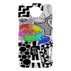 Panic ! At The Disco HTC One X Hardshell Case