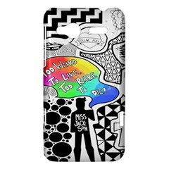 Panic ! At The Disco HTC Radar Hardshell Case