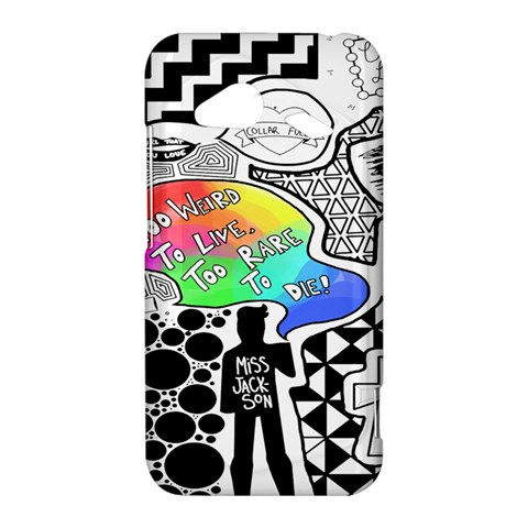 Panic ! At The Disco HTC Droid Incredible 4G LTE Hardshell Case