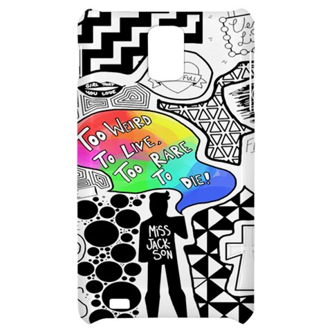 Panic ! At The Disco Samsung Infuse 4G Hardshell Case