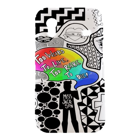 Panic ! At The Disco Samsung Galaxy Ace S5830 Hardshell Case