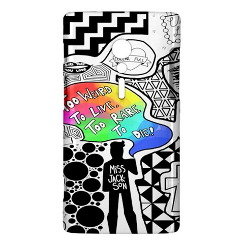 Panic ! At The Disco Sony Xperia ion