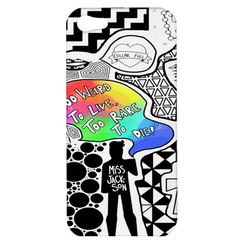 Panic ! At The Disco Apple iPhone 5 Hardshell Case