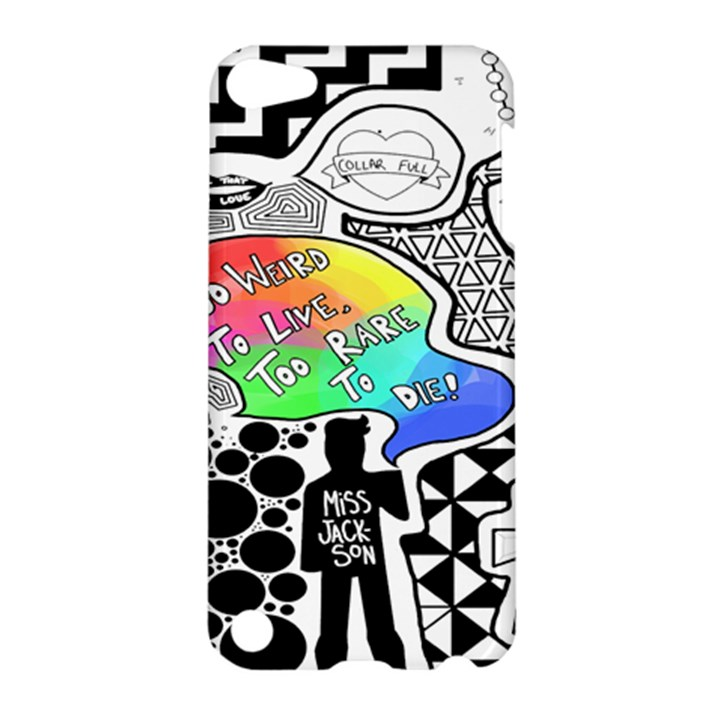 Panic ! At The Disco Apple iPod Touch 5 Hardshell Case