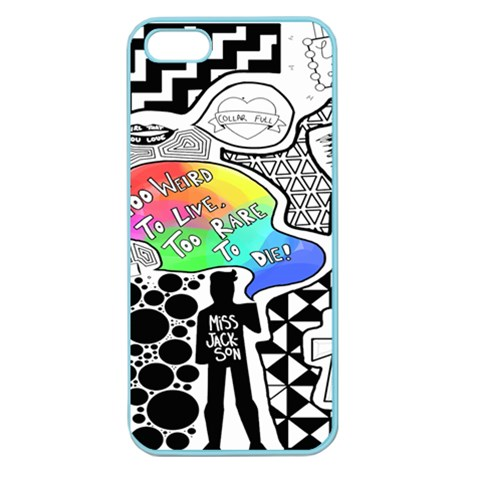 Panic ! At The Disco Apple Seamless iPhone 5 Case (Color)