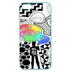 Panic ! At The Disco Apple Seamless iPhone 5 Case (Color) Front