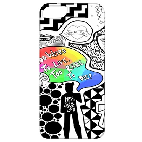 Panic ! At The Disco Apple iPhone 5 Classic Hardshell Case