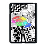 Panic ! At The Disco Apple iPad Mini Case (Black) Front