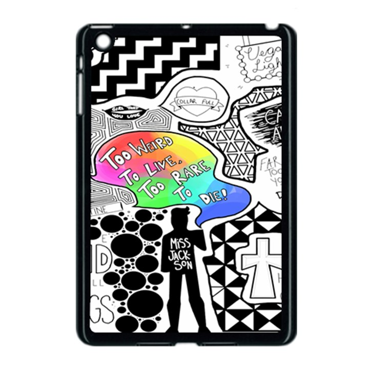 Panic ! At The Disco Apple iPad Mini Case (Black)