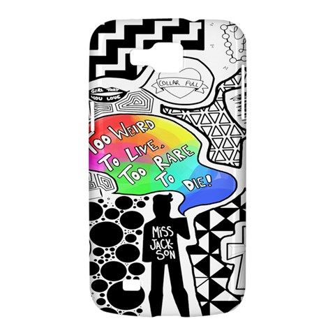 Panic ! At The Disco Samsung Galaxy Premier I9260 Hardshell Case
