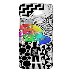 Panic ! At The Disco HTC Butterfly X920E Hardshell Case