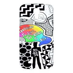 Panic ! At The Disco Samsung Galaxy S4 I9500/I9505 Hardshell Case