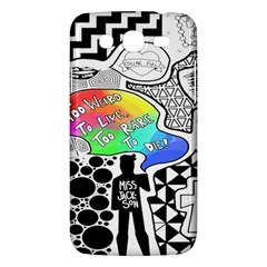 Panic ! At The Disco Samsung Galaxy Mega 5 8 I9152 Hardshell Case