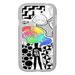 Panic ! At The Disco Samsung Galaxy Grand DUOS I9082 Case (White) Front