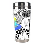 Panic ! At The Disco Stainless Steel Travel Tumblers Right
