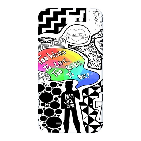 Panic ! At The Disco Samsung Note 2 N7100 Hardshell Back Case