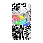 Panic ! At The Disco Samsung Galaxy S4 I9500/I9505  Hardshell Back Case Front