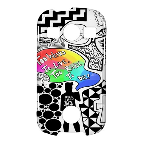 Panic ! At The Disco Samsung Galaxy S7710 Xcover 2 Hardshell Case