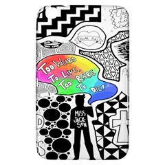 Panic ! At The Disco Samsung Galaxy Tab 3 (8 ) T3100 Hardshell Case